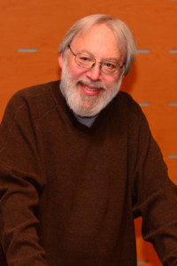 Kenneth Turan, former LA Times film critic, speaks at the Palisades Library on April 7. Rich Schmitt/Staff Photographer
